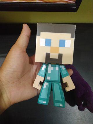 Minicraft figure