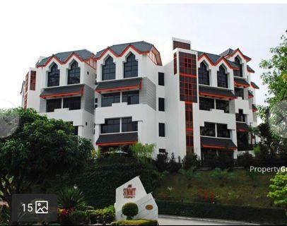 THE SUMMIT condominium for rent