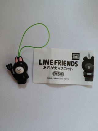 Line friends 扭蛋 - Cony 兔兔