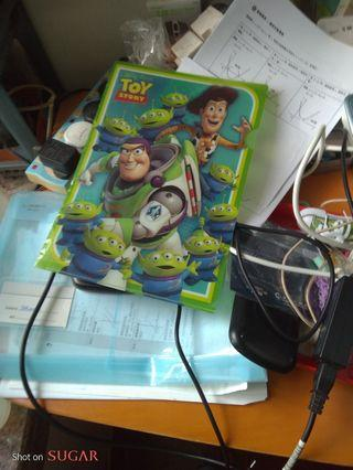 Toy Story A4 file