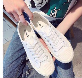 餅乾鞋-白色23