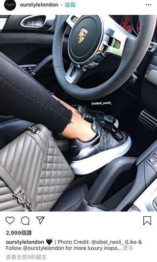 「專櫃購入」Alexander McQueen 鞋鞋