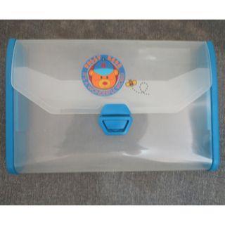 熊仔塑膠文具盒