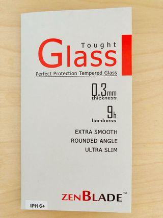 Tempered Glass ZenBlade Iphone 6 Plus