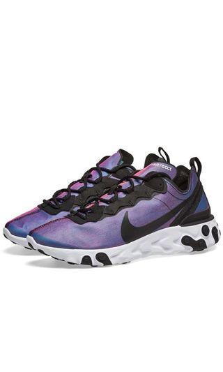 🚚 New Launch Nike React Element 55 Premium