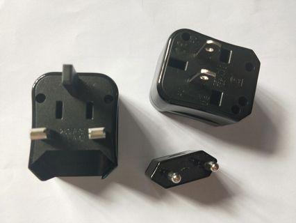 🚚 Travel Adapter