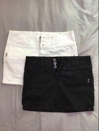 🚚 GUESS Mini skirts