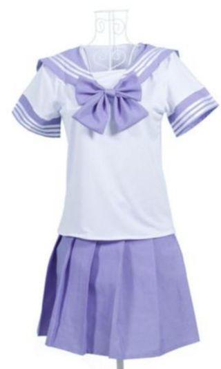 Sailor purple cosplay