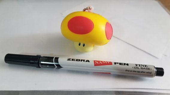 Mario 菇吊飾