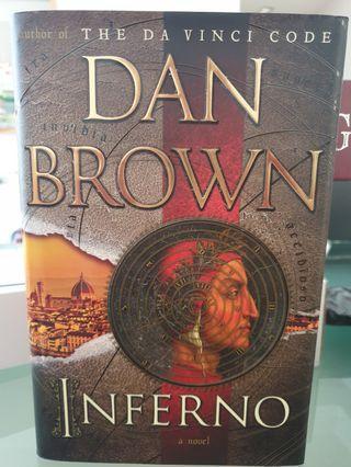 🚚 Dan Brown Inferno