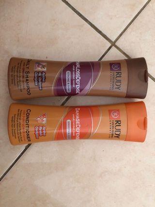 Rudy Hadisuwarno shampoo varian ginseng + conditioner