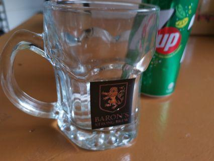 Baron Beer Glass