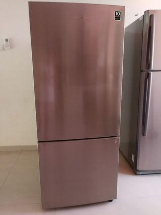 Samsung bottom mount freezer