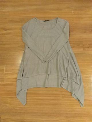 Fate size 6 swing top grey