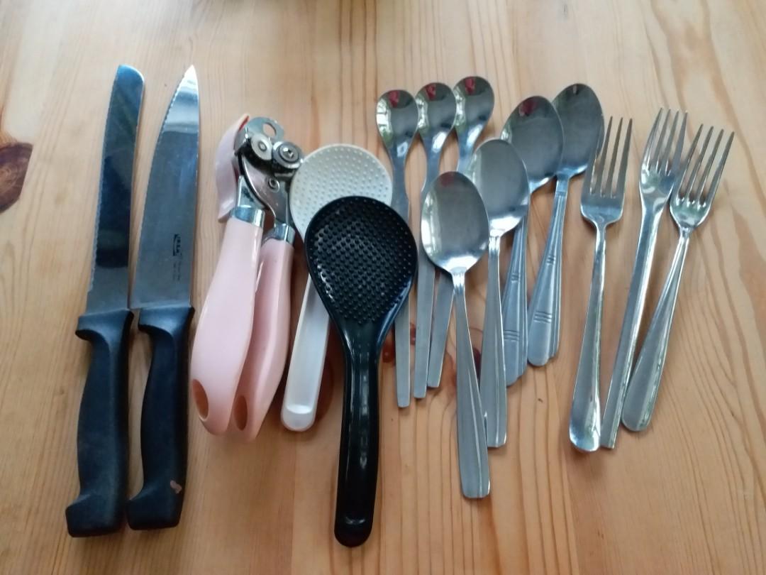 15件廚房用品