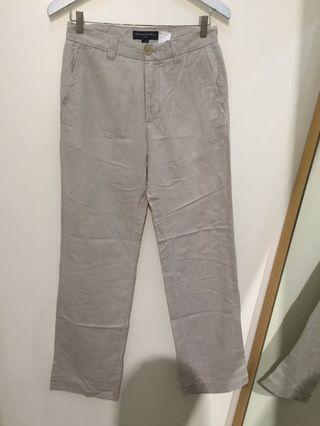 Banana Republik linen mens pant