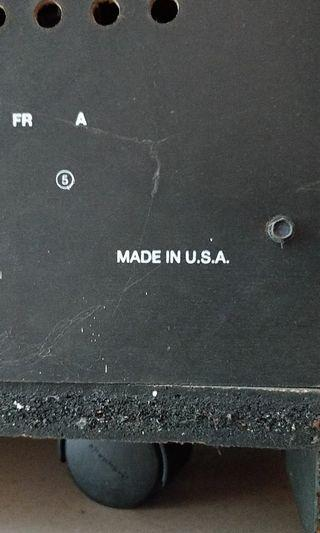 """TV Philips Projection 50"""" made in USA"""