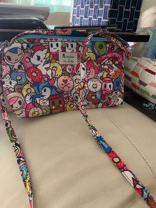 🚚 Jujube sling bag