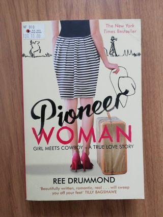 Pioneer Woman by Red Drummond