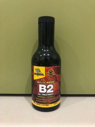 🚚 BARDAHL 百達 百達機油精 百達B2 B2 Oil treatment