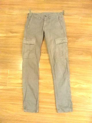 💕Cargo/casual pants size 25