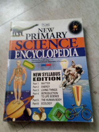 useful primary school science encyclopedia(preston)