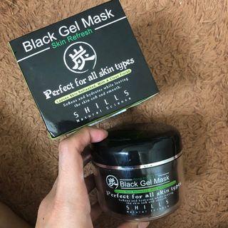 Shills Black Gel Mask