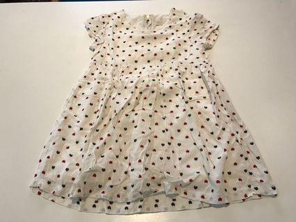 Zara girls dress 3 4 years
