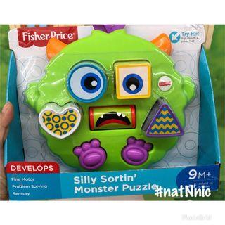 Fisher Price Silly Monster Sorting