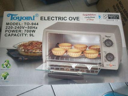 BN Toyomi Electric Oven