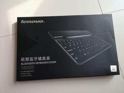 New Lenovo Bluetooth Keyboard Black Slim
