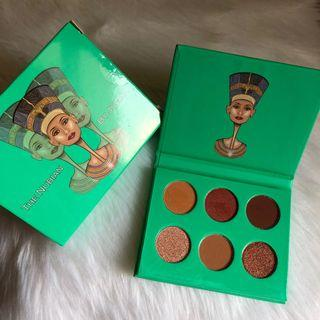 The Nubian by Juvia's Eyeshadow Palette