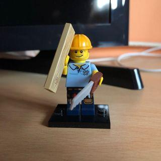 🚚 Lego Minifigures Series 13 | Carpenter
