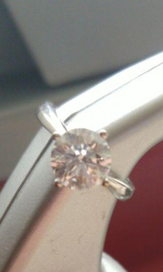 🚚 1.5 ct Solitaire with Gia cert