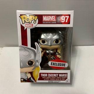 Funko Pop - Thor (Secret War)