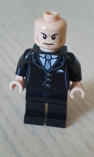 Lego lex luthor minifigures, set 6862