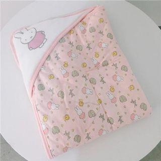 🇯🇵日本直送🇯🇵 Miffy🐰嬰兒包被