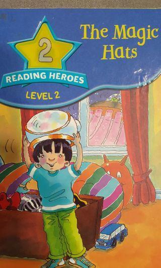 The Magic Hats - Reading Heros Level 2