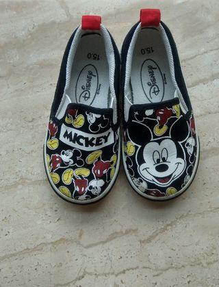 🚚 Disney Mickey童鞋