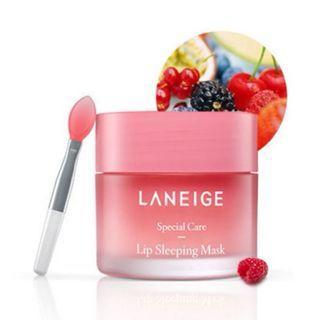 Laneige Lip Sleeping Mask Berry 20g