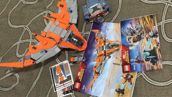 Lego 76107 76102淨機 極新