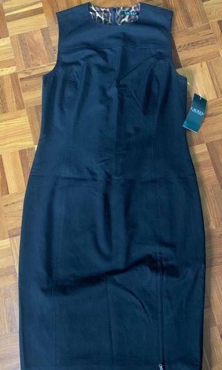 🚚 Black Sheath Dress