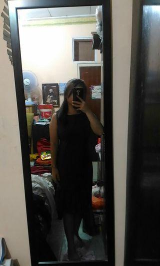 Dress Hijau - Fit to M