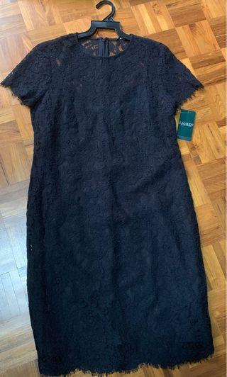 Black-lace Dress