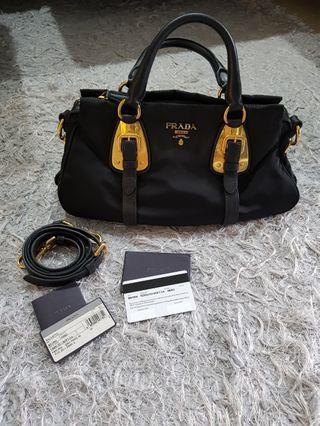 6d52ce20613c prada tessuto bags   Luxury   Carousell Singapore
