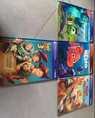 Leapfrog books for the young