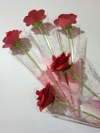 🚚 🌹粉紅玫瑰花束🌹母親節首選