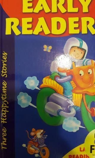 Early Readers , Three Happytime Stories