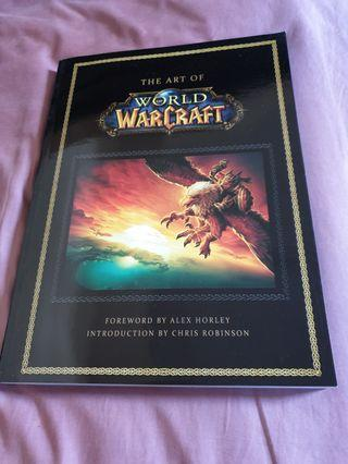 The Art of World Of Warcraft - BLIZZARD ENTERTAINMENT