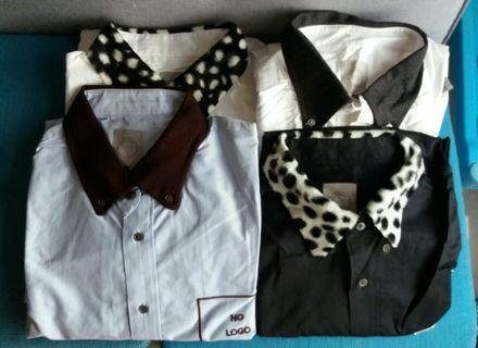 More Korean D-Antidote long sleeve shirts